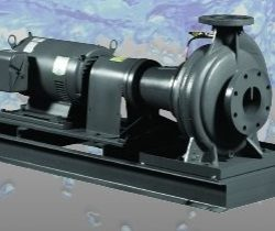 HYDROFLO HCF FRAME-MOUNTED END SUCTION PUMPS