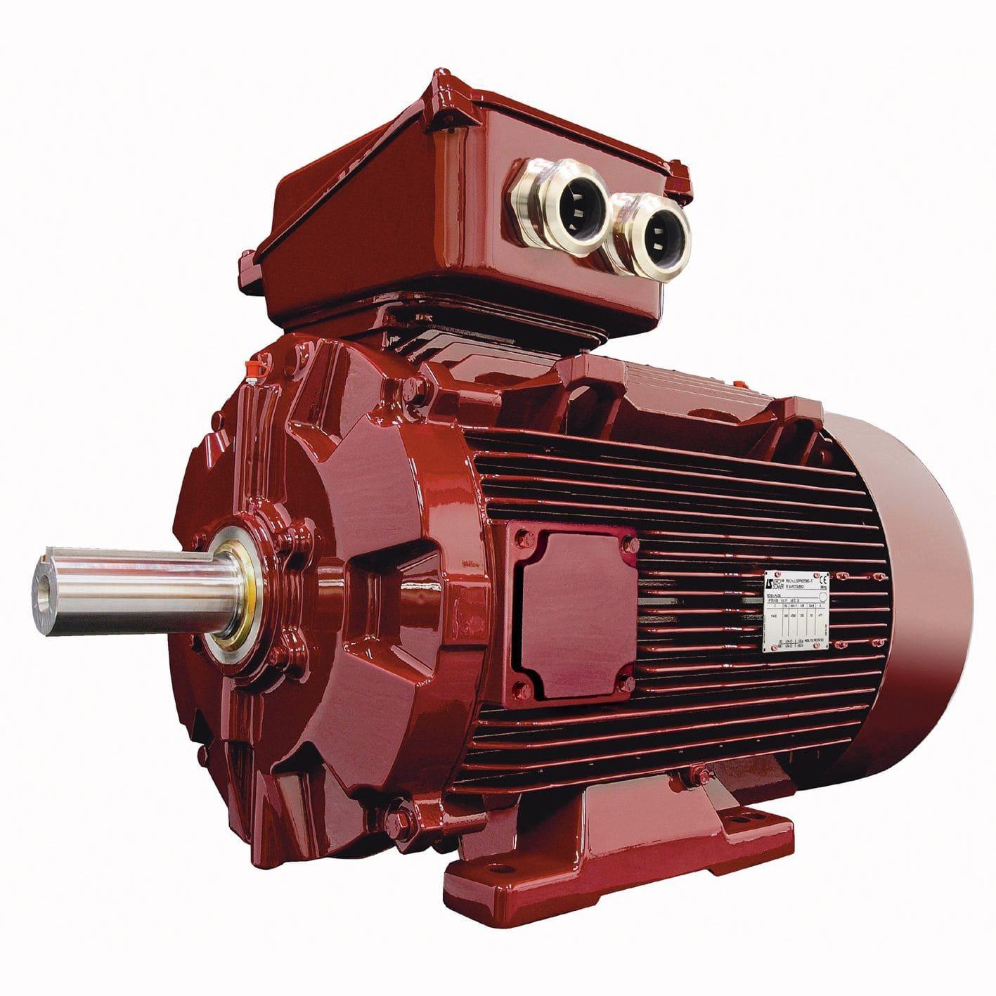 LEROY-SOMER DYNEO 15 HP 20 FLA 460 VOLT PERMANENT MAGNET MOTOR 132 M FRAME